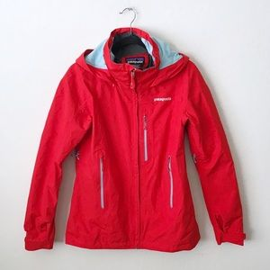 Patagonia Piolet Jacket in French Red
